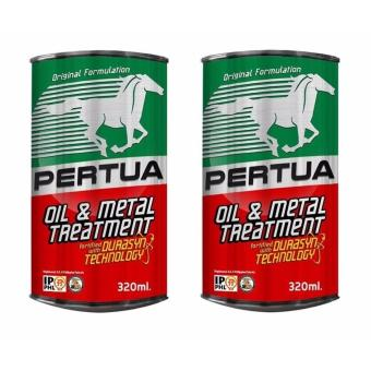 Pertua Oil and Metal Treatment 320mL Bundle of 2