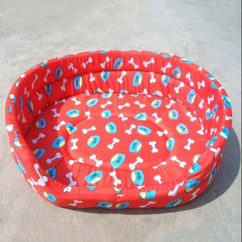 Pet cat dog basin Cat dog bed RED3 - Intl