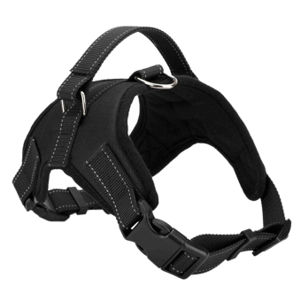 Pet Dog Soft Adjustable Harness Pet Walk Out Hand Strap Vest Collar