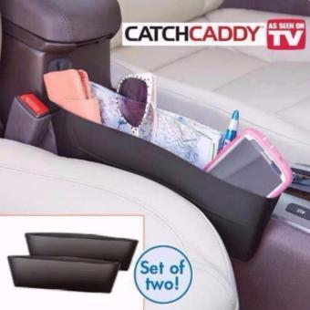 Phoebe's CatchCaddy 2pcs Car Seat Storage Organizer Slit Pocket