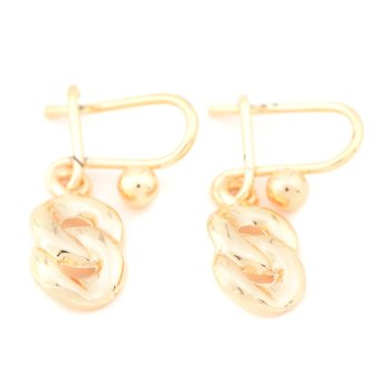 Piedras APL84 Earring (Yellow Gold)