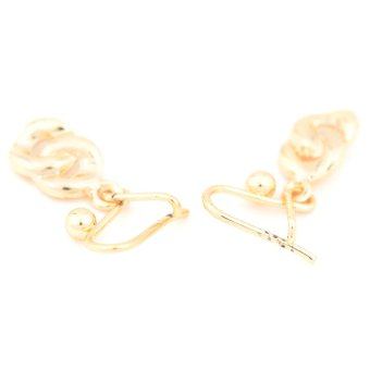 Piedras APL84 Earring (Yellow Gold) - picture 2
