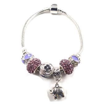 Piedras European Pandora like Charm bracelet Price Philippines
