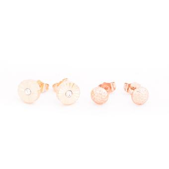 Piedras Paug31 Earrings (Gold) - 2