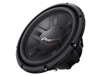 "Pioneer TSW311D4 12"" Champion Car Subwoofer (Black) Price Philippines"