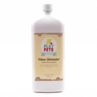 Play Pets Odor Eliminator Shampoo and Conditioner 1L