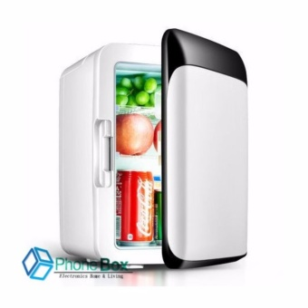 Portable Electronic Cooling and Warming Refrigerator 10L for Car or Home Use
