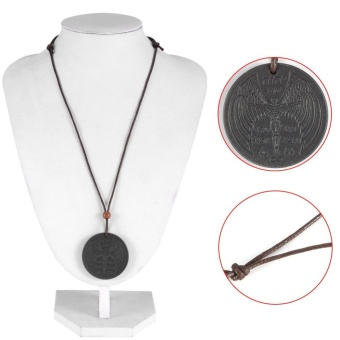 Powerful Scalar Pendant Pain Relief Lava Necklace - intl Price Philippines