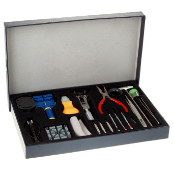 Professional 20-in-1 Tool Set Kit for Watch Repair - Intl