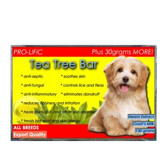 Prolific Moringa, Oatmeal, and Tea Tree Organic Soap for Cat and Dog 130g with Free Fish Oil 30 Soft Gels - 4