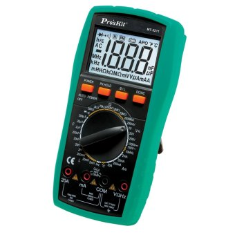 Pro'sKit 3-1/2 Digital LCR Meter MT-5211 Price Philippines