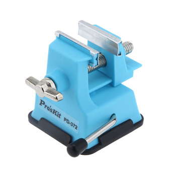 Pro'sKit PD-372 Mini Vise Bench Working Table Vice Bench for DIYJewelry Craft Mould Fixed Repair Tool (Jaw opening 25mm) Price Philippines