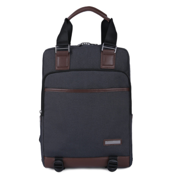 PT Multifunctional Laptop Bag Travel Business Leisure Backpack(Black) - 3