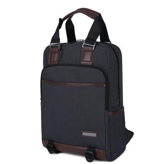 PT Multifunctional Laptop Bag Travel Business Leisure Backpack(Black) - 5