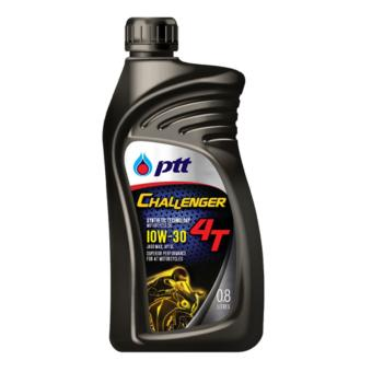 PTT Challenger 4T 10W30 Motorcycle Oil 0.8 Liters Price Philippines