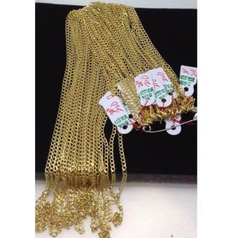 Pure Saudi Gold 18K Necklace Chain for Men 2.0g