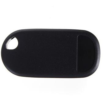 Qiaosha 3 Buttons Black Remote Key Fob Case Shell Cover For Honda Civic CRV - 4