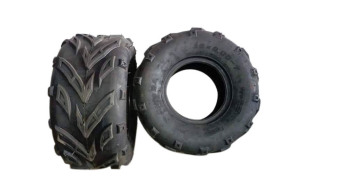 Qing Da 16x8.00-R7 OFF ROAD ATV Tire ( 1 Pcs Tire Only)