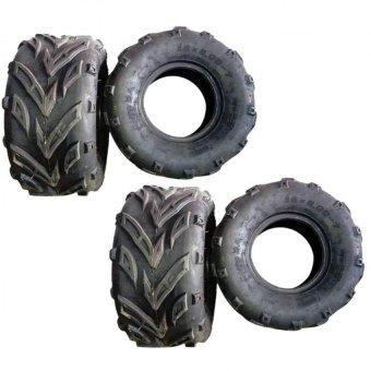 Qing Da 16x8.00-R7 OFF ROAD ATV Tires Set of 2 (2pcs Tire Only) Price Philippines