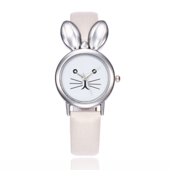 Rabbit Ears Ladies watch students creative fashion watches