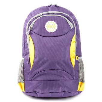 Racini 3-733 Backpack (Violet/Yellow)(…)