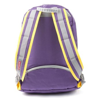 Racini 3-733 Backpack (Violet/Yellow)(…) - picture 2
