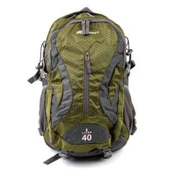 Racini 40-374 Mountaineering Backpack (Dark Gray/Mold Green) Price Philippines