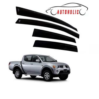 Rain Guard Visor for Mitsubishi Strada Triton 2007-2015