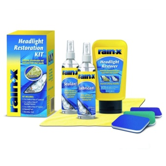 Rain-X Headlight Restoration Kit Price Philippines