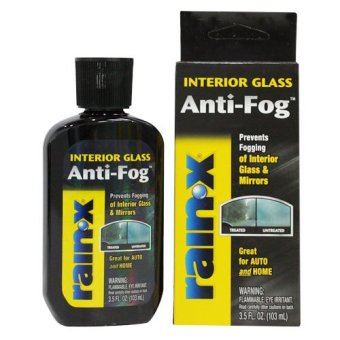 Rain-X Interior Glass Anti-Fog 3.5 oz