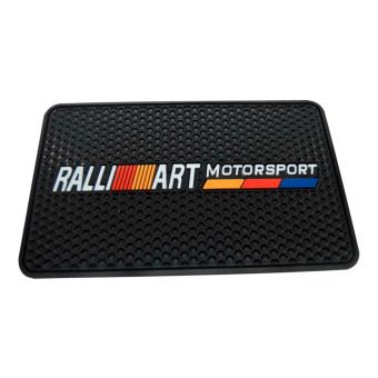 Ralliart Anti-Slip Dash Mat for Your Cars