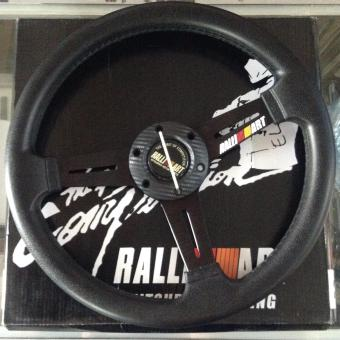 Ralliart Drifting Steering Wheel (black)