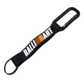 Ralliart Key Chain for Mitsubishi