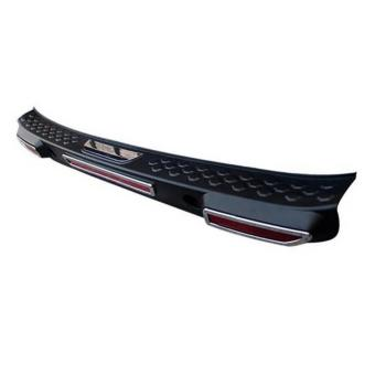 Rear Bumper Guard with Relflector for Montero sport 2016