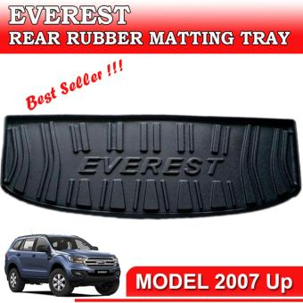 Rear Rubber Matting for Everest 2007 Up
