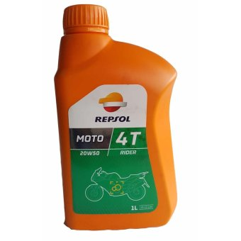 Repsol MOTO Rider 4T 20W50 Motor Oil 1L Price Philippines
