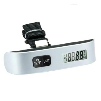 RHS Hanging Portable Digital Luggage Scale Gadget Suitcase Weighing- intl