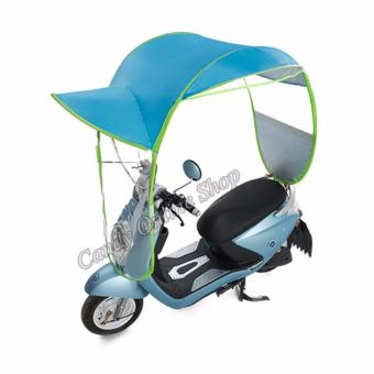 Image Detail Rising Star Motorcycle Bike E-Bike Canopy Umbrella Cover (LightBlue) Full  sc 1 st  Update Price List Philippines & Price And Specification Rising Star Motorcycle Bike E Bike Canopy ...