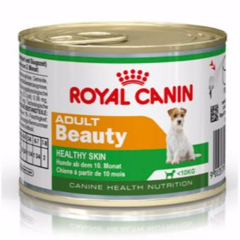 Royal canin Adult Beauty Can 195G (6 cans)
