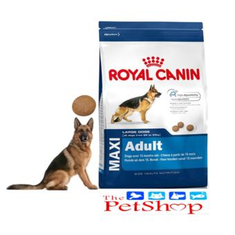 Royal Canin Dry Dog Food Maxi Adult 4kg Large Dogs