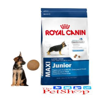 Royal Canin Dry Dog Food Maxi Junior (Large Dogs) 4Kg