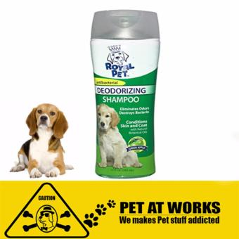 Royal Pet Deodorizing Shampoo (355ml) Green Apple for Dogs and PetsAntibacterial Shampoo Price Philippines