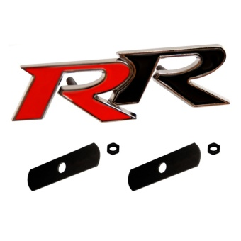 RR Emblem for Grill (Screw Type)