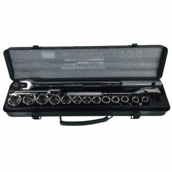 S-Ks Tools USA A-17 Socket Wrench Set (Chrome)