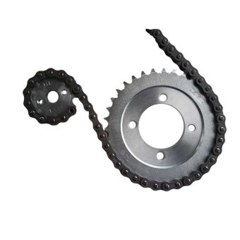 S&L Honda WAVE125/XRM/DASH/RS125 Chain and Sprocket Set428-110L 34T/14T
