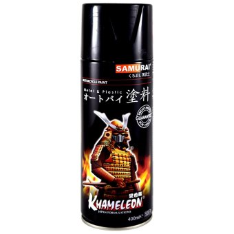 Samurai Y155 Crystal Silver Spray Paint 400ml