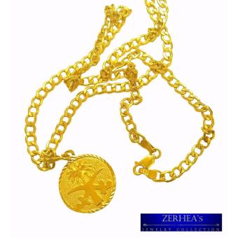 Saudi Gold 21k Necklace for Men Price Philippines