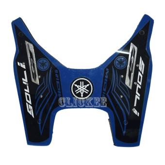 Scooter Matting for Yamaha Mio Soul I GT (Blue)