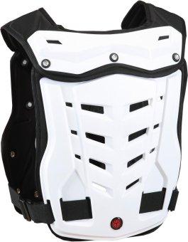Scoyco(R) AM-Series AM05 Motorcycle Body Armor Touring &Motocross MX Racing (White) (XL) - 2