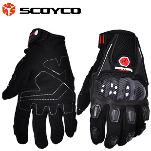 Scoyco KNIGHT carbon fiber men and women off-road motorcycle gloves
